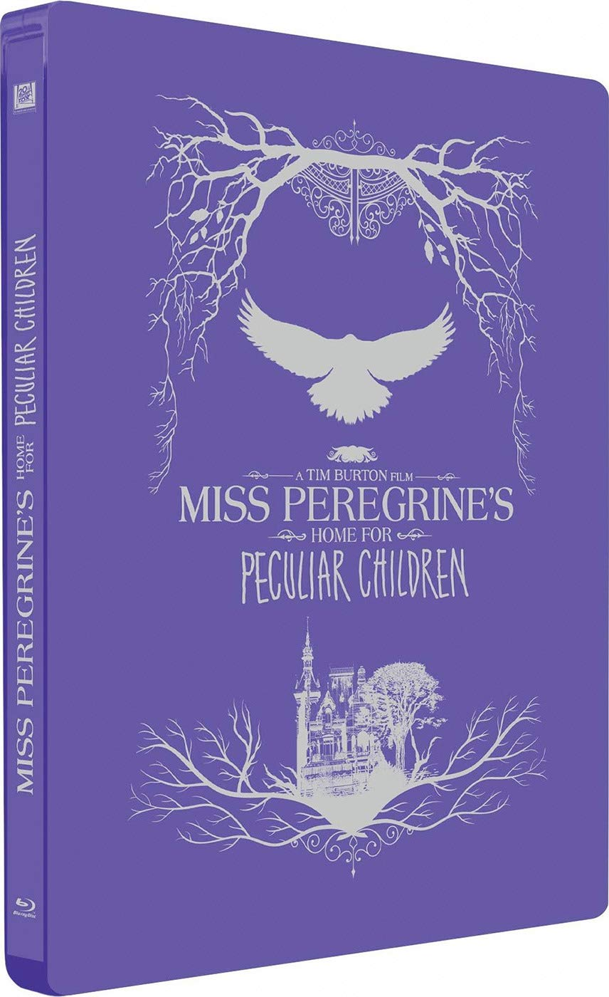 Miss Peregrine's Home for Peculiar Children - El hogar de Miss Peregrine para niños peculiares (Non USA Format)