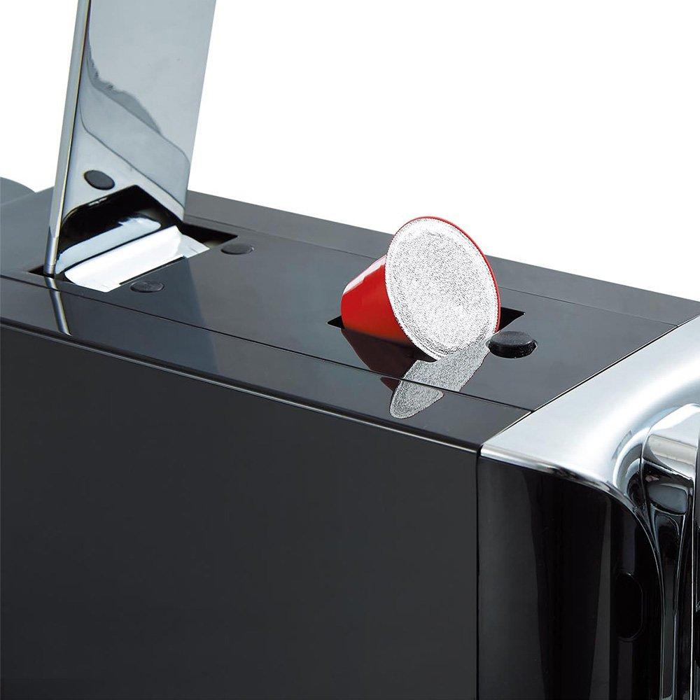 Coffee Brewer Barsetto Espresso Capsule Coffee Maker One Button Single Serve Machine for Home School Office by Barsetto (Image #8)