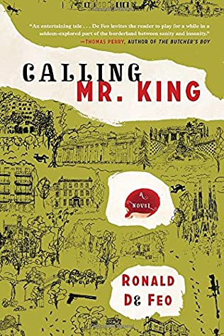 book cover of Calling Mr. King