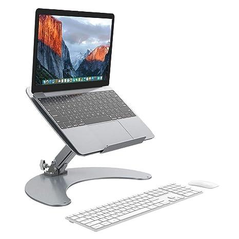 Amazon.com: SLYPNOS - Soporte de aluminio para portátil con ...