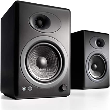 Altoparlanti Amplificati da Mensola Da 150W Audioengine A5+