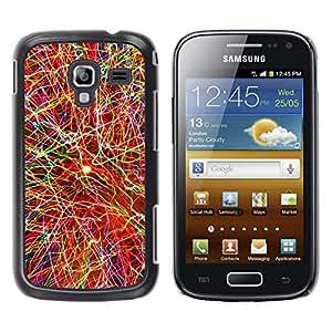 Stuss Case / Funda Carcasa protectora - EXPLOSIÓN DE COLOR - Samsung Galaxy Ace 2