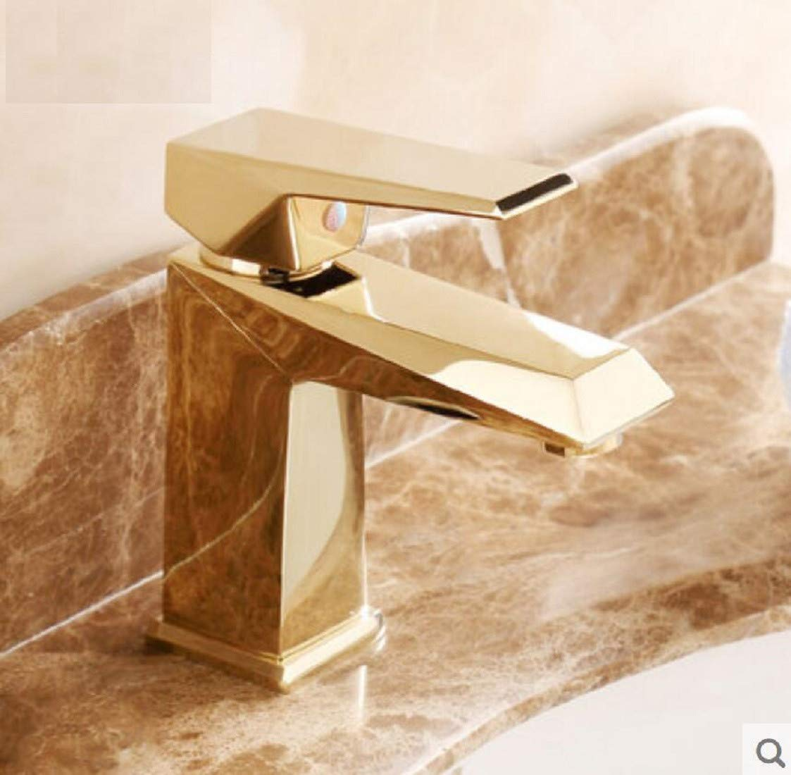 Wasserhahn bad Waschtischarmatur Heißes und kaltes wasser badezimmer waschbecken becken wasserhahn