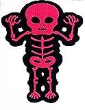x-ray Sugar Skull Tribal Tattoo Rockabilly Day of