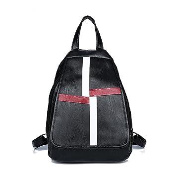 RFVBNM Backpack women s doubles shoulder bag female bag leisure Waterproof  Backpack Lady bag girl bag travel 3562d2286d4f4