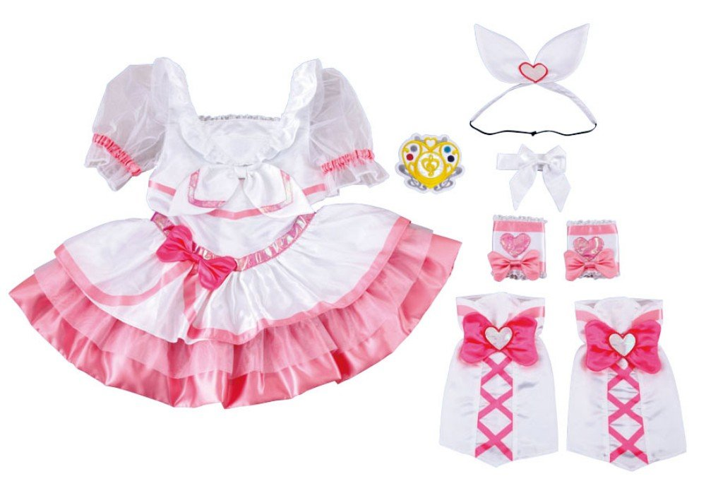 Suite Precure Narikiri kyarari-to Kids Cure Rhythm japan import by Pretty Cure