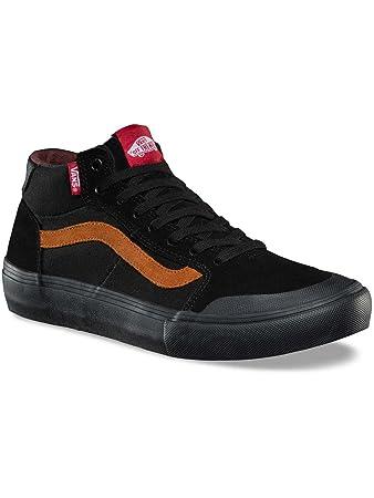 Vans Herren Skateschuh Style 112 Mid Pro Skate Shoes: Amazon.de ...