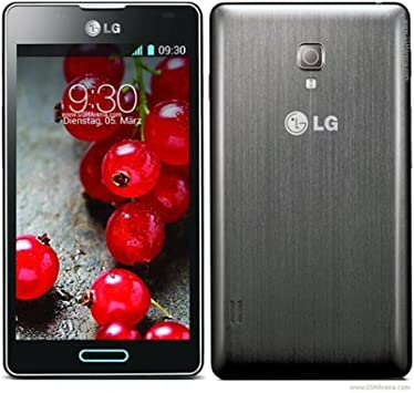 LG Optimus L7 II (P710),Smartphone Orange-Libre Android (Pantalla ...