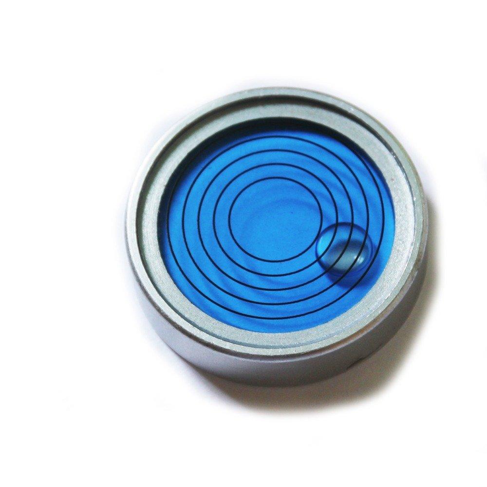 Driak 40mm High Accuracy Professional Bullseye Surface Level Bubble Level ,Alloy metal shall