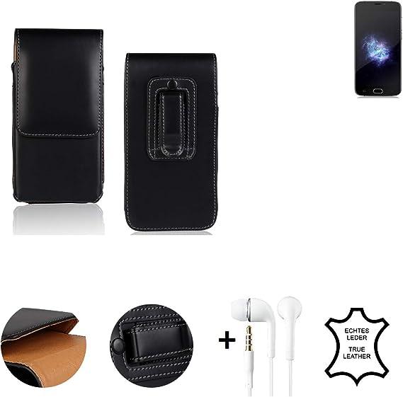 K-S-Trade® Funda + Auriculares para Doogee X9 Pro, La Bolsa De ...