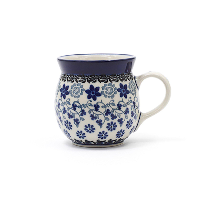 Bunzlau Castle Farmer Mug, Bell Fleur, 240 ml 1005-1829