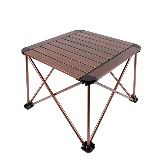 LF-chair Mesa Plegable Mesa de Camping portátil Mesa de Aluminio ...