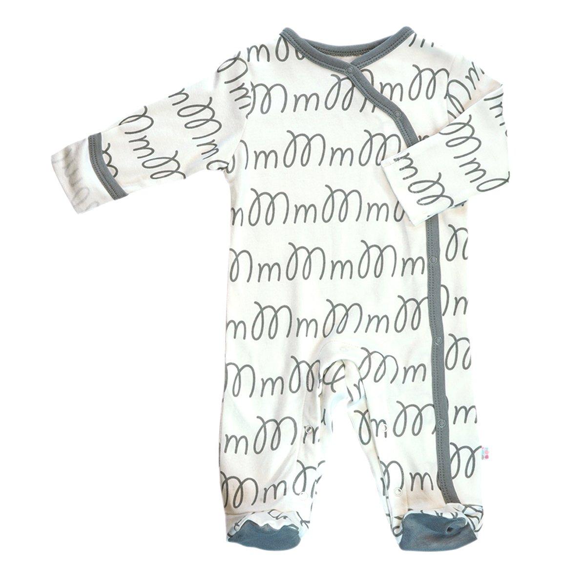 Babysoy Alphabet Letter Modern Footie