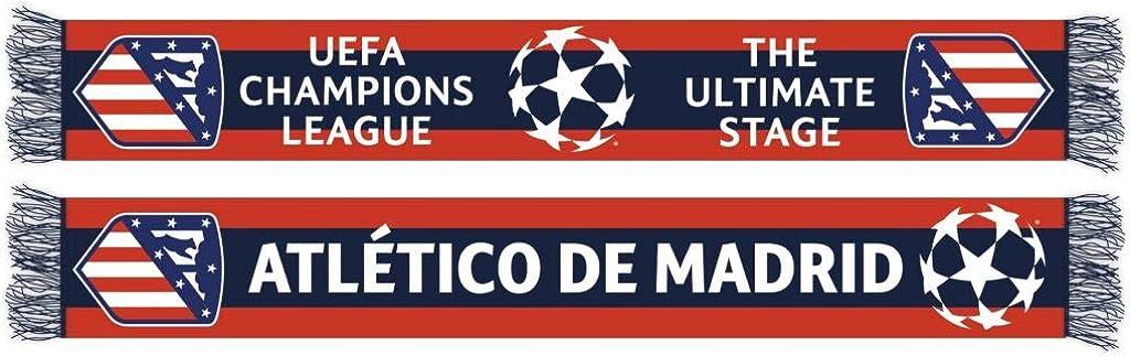 Atletico Madrid HD Jacquard Scarf