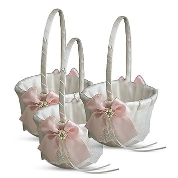 Amazon.com: Roman Store - Juego de cojines y cestas de ...