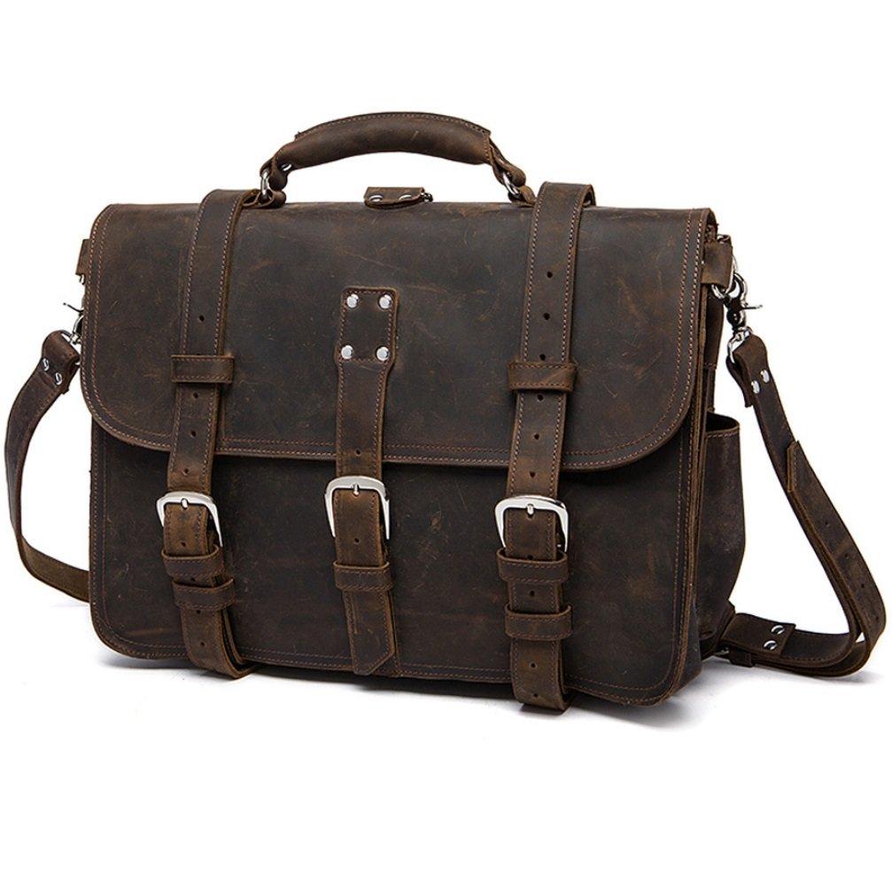 SHISHANG Herren Geschäft Aktentasche große Kapazität Handtaschen Mode für Männer Handtaschen ZYXCC