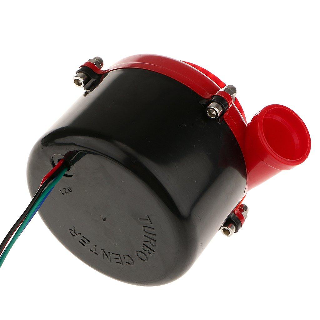 Turbo Electrónico Válvula de Escape de Sonido Analógico Universal para Coche: Amazon.es: Coche y moto
