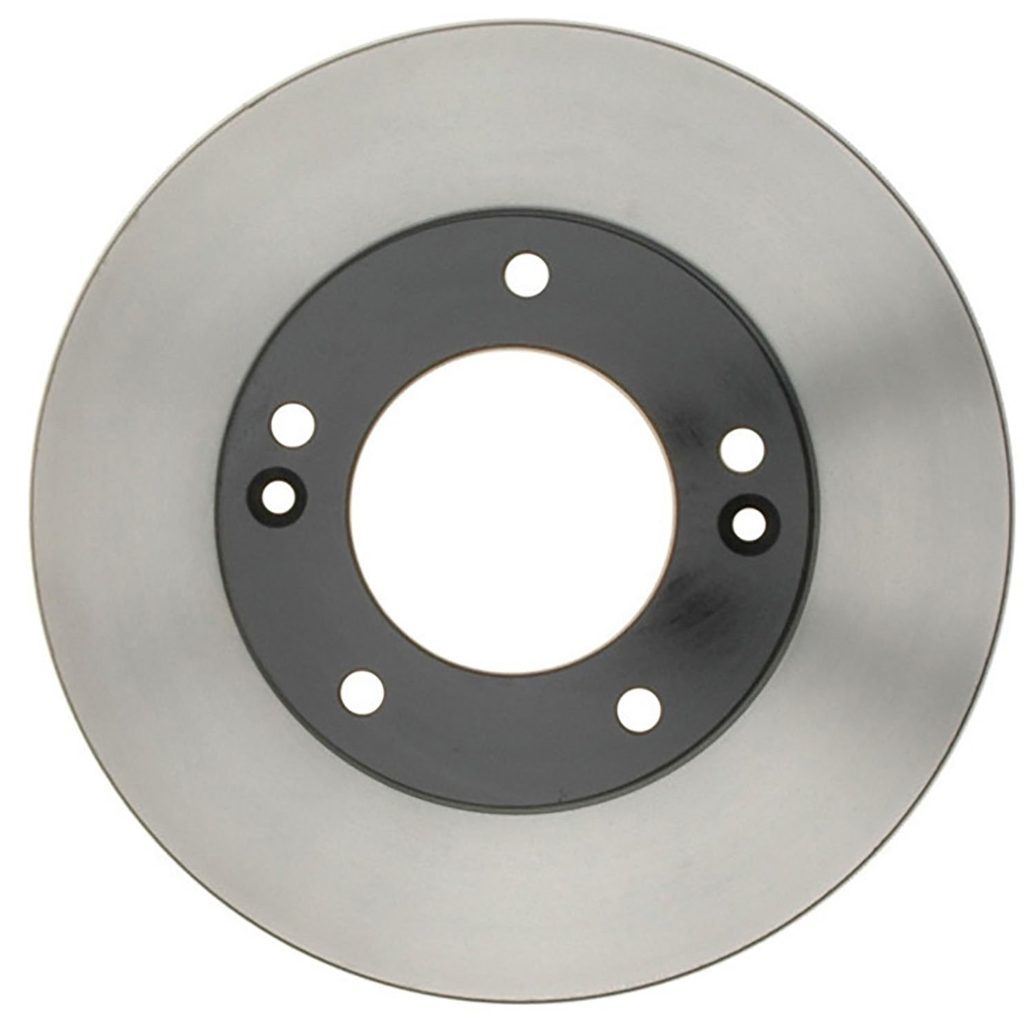 ACDelco 18A1767AC Advantage Coated Front Disc Brake Rotor