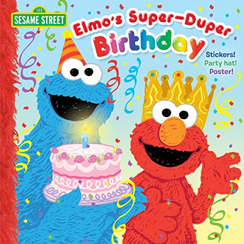 Elmo's Super-Duper Birthday (Sesame Street) -
