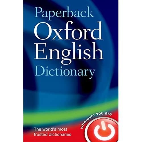 Oxford Dictionary Of English  Amazon Com