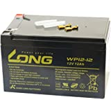 LONG 12V 12Ah 高性能シールドバッテリー WP12-12 WP12-12