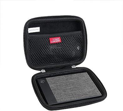 Hermitshell EVAハードトラベルケース Seagate Backup Plus Ultra Touch 2TB 外付けハードドライブポータブルHDD用