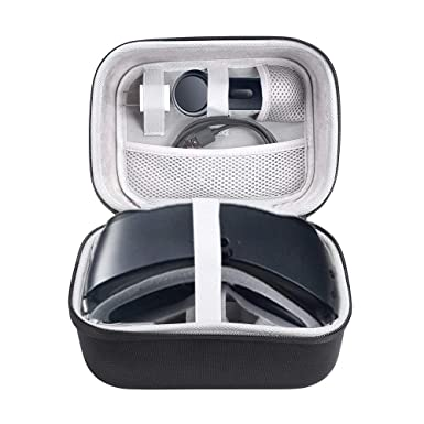 Latest Edition by Hard Travel Case for Samsung Gear VR W//Controller