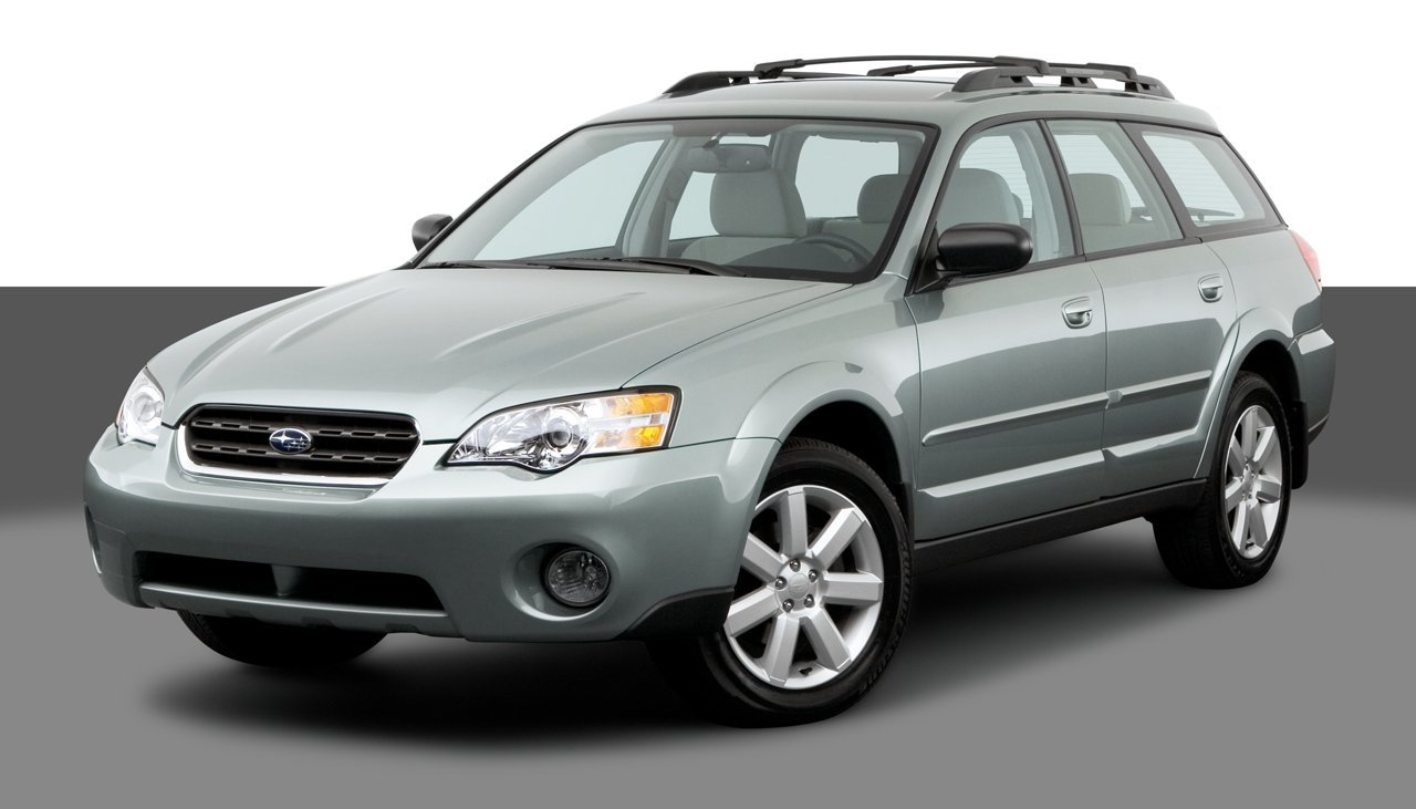 2006 subaru outback reviews images and specs. Black Bedroom Furniture Sets. Home Design Ideas