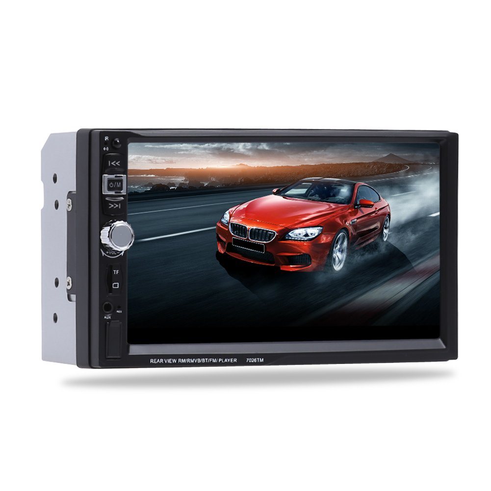 Prettygood7/17,8/cm 2/DIN Bluetooth /Écran Tactile Autoradio t/él/éphone Android /Écran Mirrorin