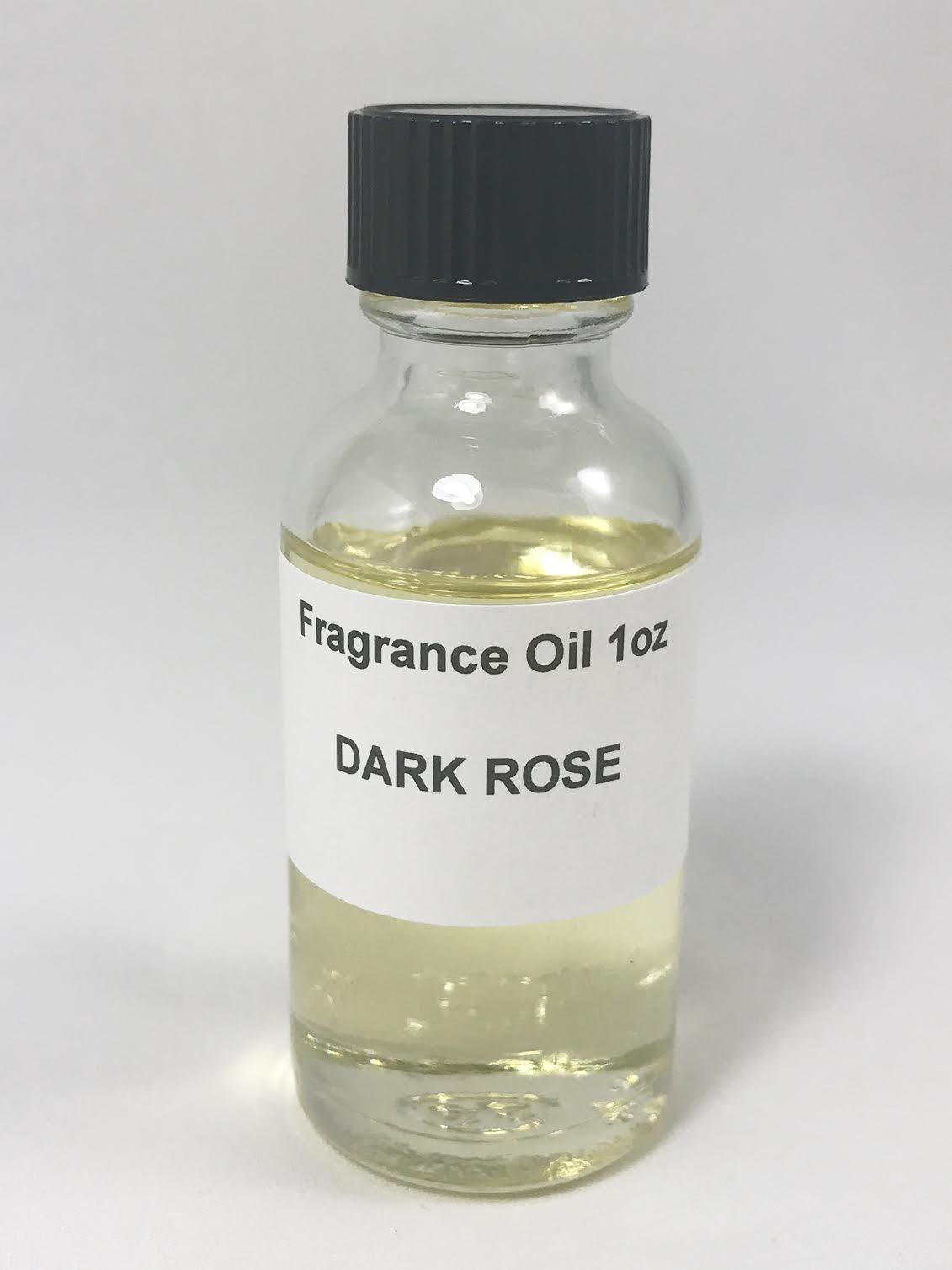 DARK ROSE Fragrane Oil 1oz Perfume Body Oil Made in the USA