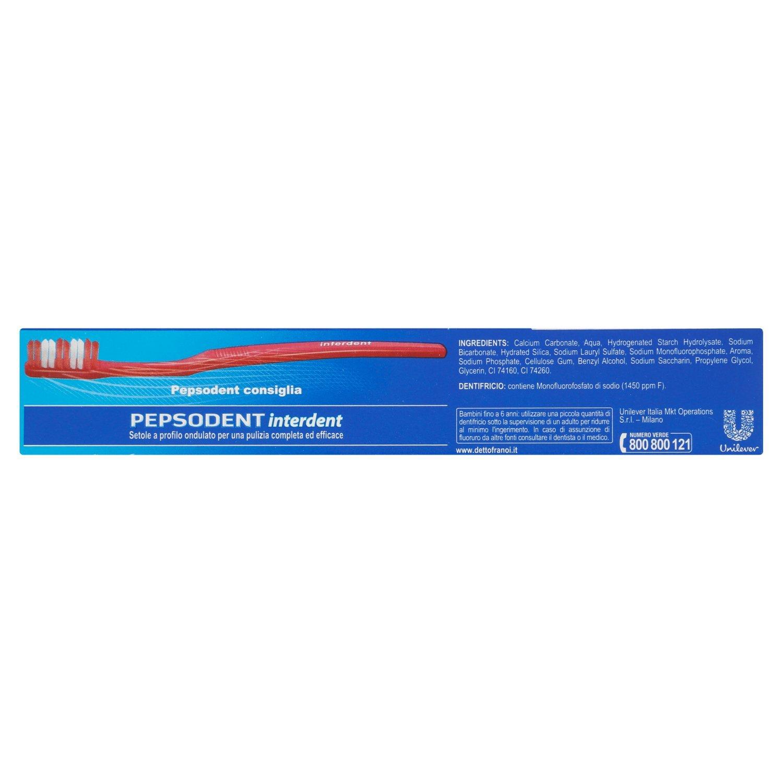 Pepsodent Pasta de dientes en Flúor, kit tratamintno de blanqueo profesional dientes blancos y fuerte, 100 ml paquete de 12]: Amazon.es: Salud y cuidado ...