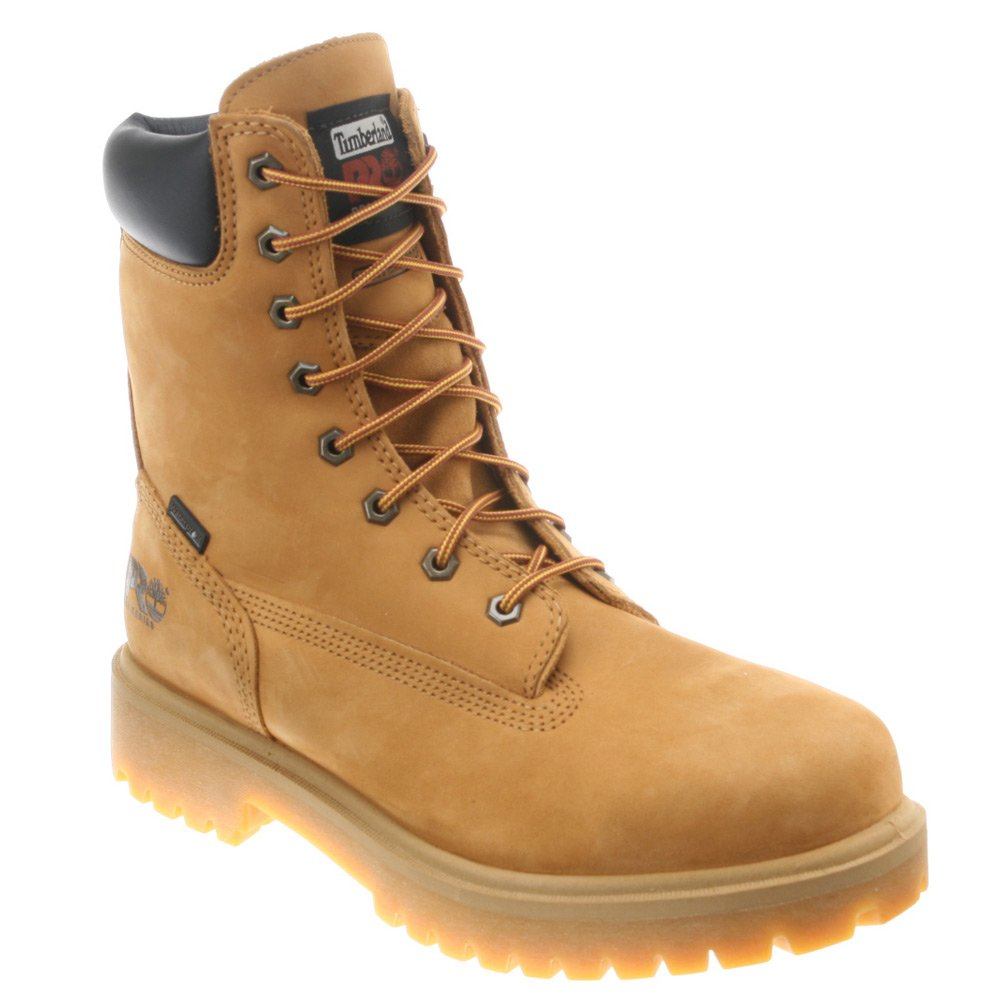 Timberland Pro Men's Direct Attach 8 Steel Toe Boot 26002