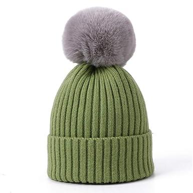 Sombrero Gorro De Invierno Cálido para Niños Gorros De Niñas ...