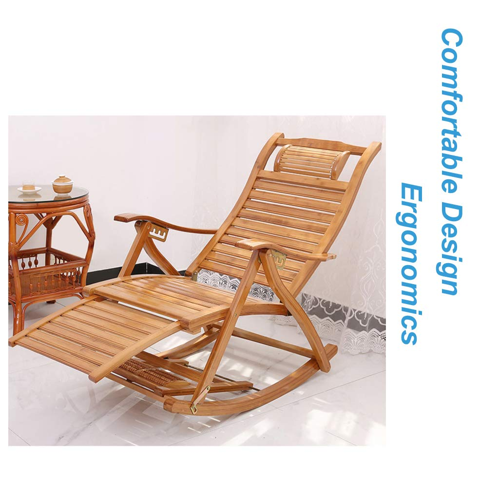 Amazon.com: Reclining Garden Chair Recliner Outdoor Relax ...