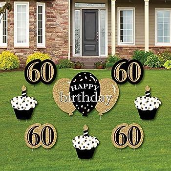 Amazon Big Dot Of Happiness Adult 60th Birthday