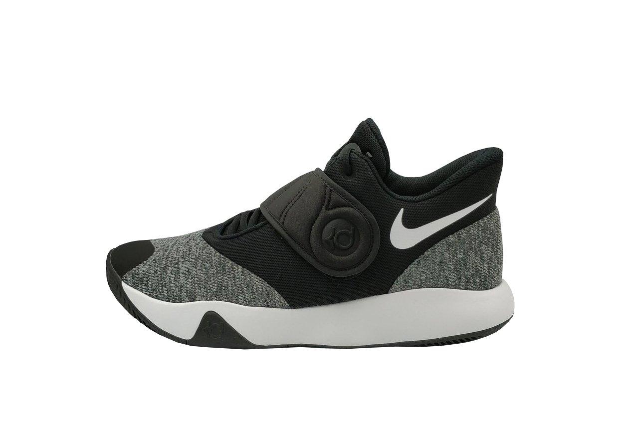 NIKE Men's KD Trey 5 VI Basketball Shoes B0761YRSVS 11 M US|Black/White-black