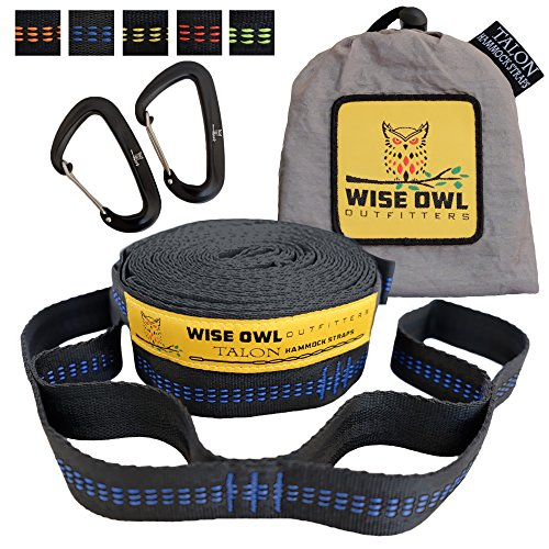 Talon-Hammock-Straps-By-Wise-Owl-Outfitters-Combined-20-Ft-Long-38-Loops-W-2-Carabiners-Easily-Adjustable-Tree-Friendly-Must-Have-Gear-for-Camping-Hammocks-Like-Eno