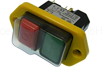 Zero Voltage Switch Safety Switch With Executed Raft Coil Protects From Automatic Restart If The Power Goes Out Baumarkt