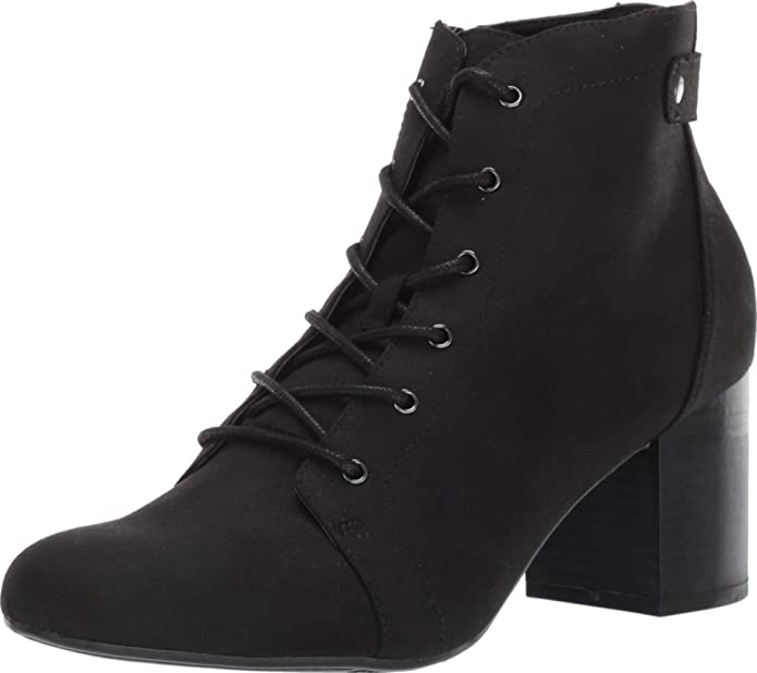Womens Aerosoles Patch Up Ankle Bootie