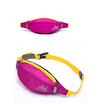 Waterproof Running Belt Bum Waist Pouch Fanny Pack Camping Sports Hiking Bag