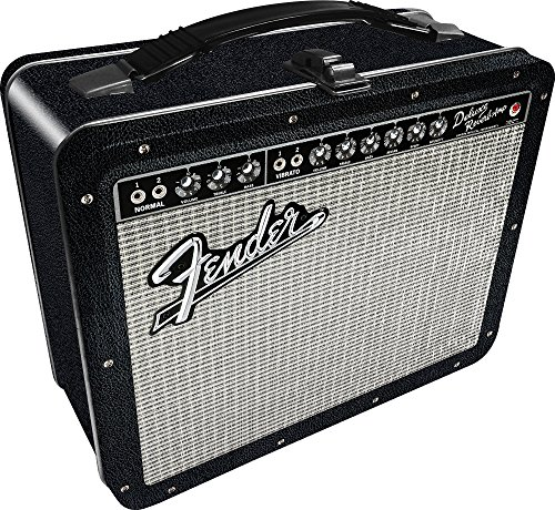 Aquarius Fender Amp Large Gen 2 Tin Storage Fun Box