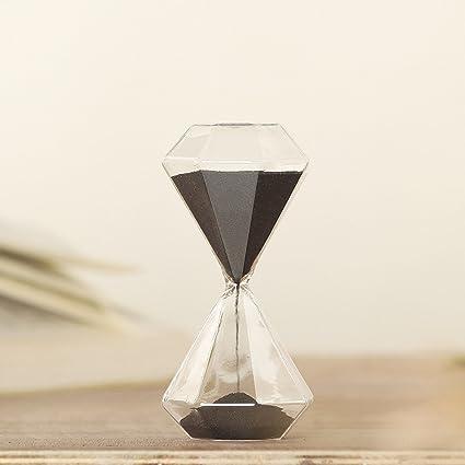 3c19cdaa269 Amazon.com  BWLZSP 1 Pcs Nordic modern minimalist diamond hourglass ...