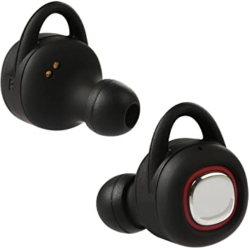 Kocaso inalámbrico Mini LED dual estéreo deportes auriculares/Auriculares. 3d sonido, micrófono integrado