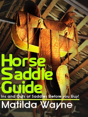 Roping Stirrup - Horse Saddle Guide - Ins and Outs of Saddles Before you Buy!