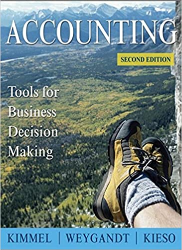 Accounting tools for business decision making paul d kimmel accounting tools for business decision making paul d kimmel jerry j weygandt donald e kieso 9780470087442 amazon books fandeluxe Gallery