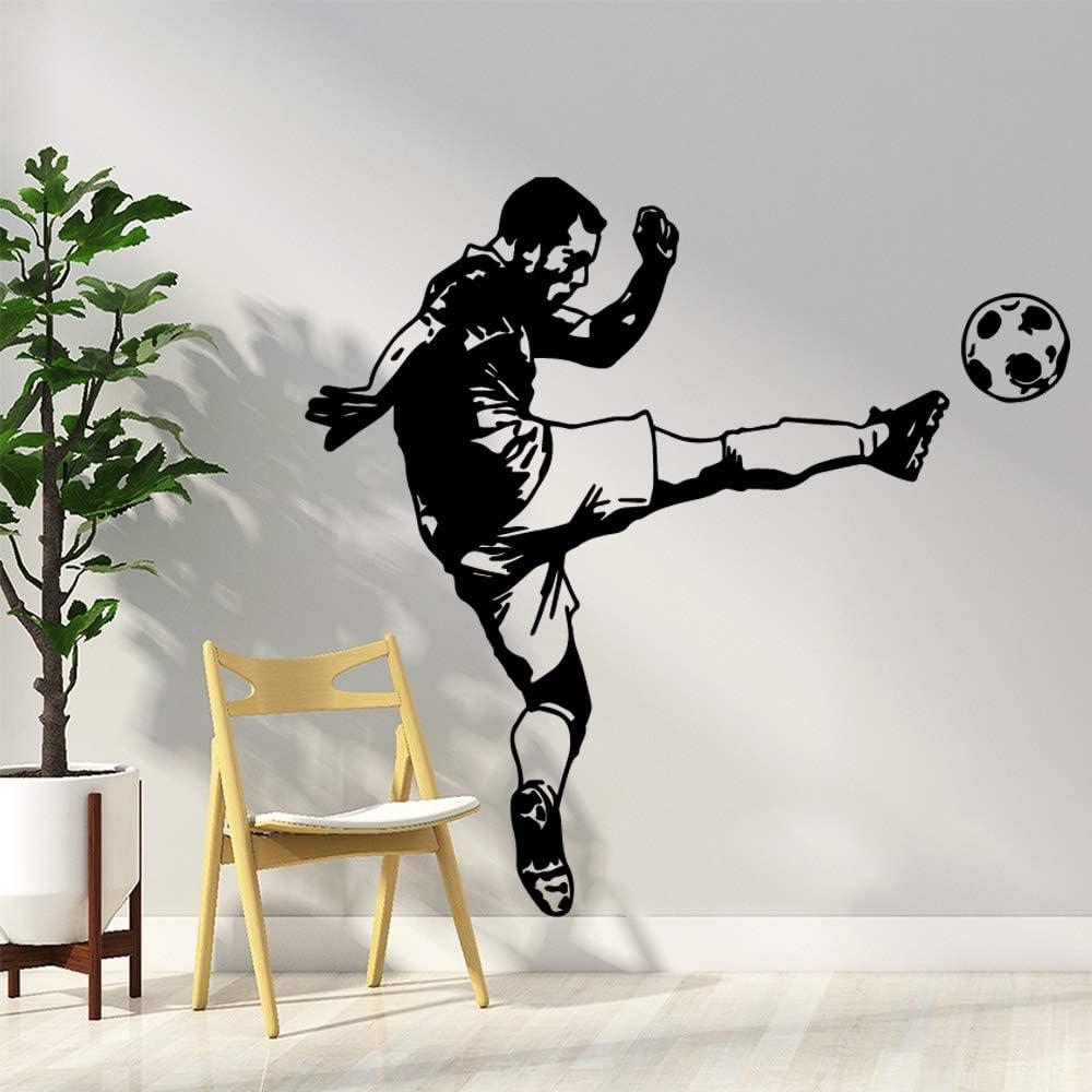 Jugador de fútbol de dibujos animados Decoración para el hogar ...