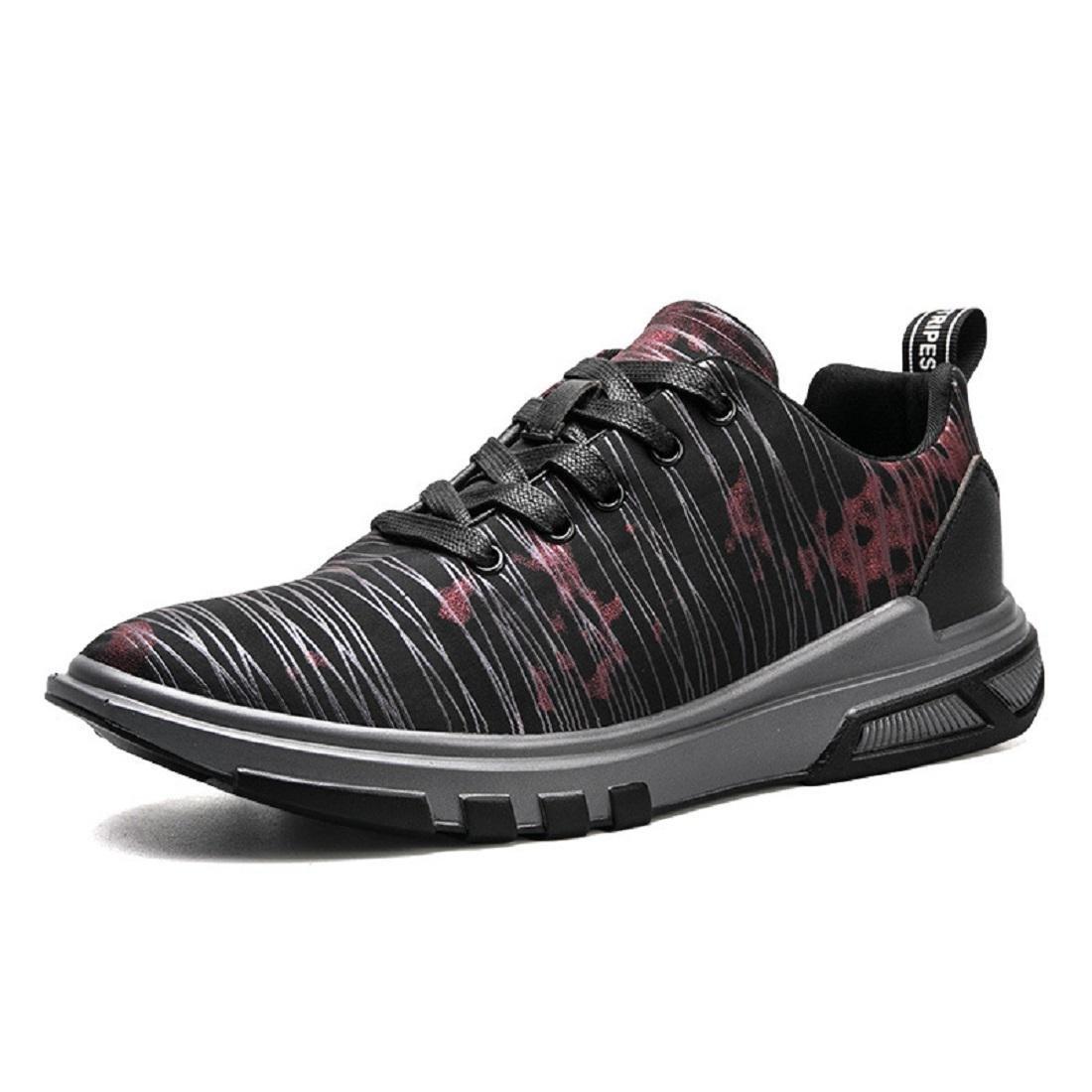Herren Atmungsaktiv Mode Laufschuhe Atmungsaktiv Herren Sportschuhe Trainer Flache Schuhe Lässige Schuhe Draussen Licht EUR GRÖSSE 39-44 8bde39
