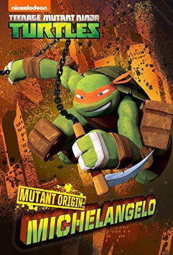 Mutant Origins: Michaelangelo (Teenage Mutant Ninja Turtles)