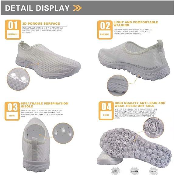 POLERO - Zapatillas de Running de Malla para Hombre, Color, Talla 44 EU: Amazon.es: Zapatos y complementos