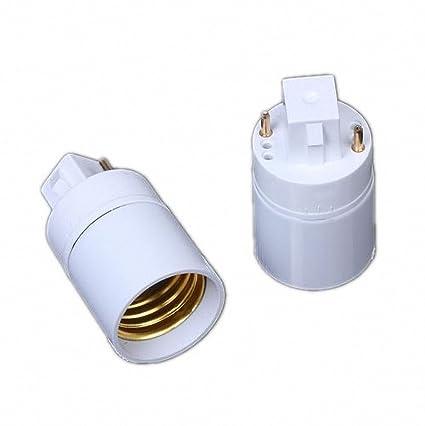 P & o Converse Base Adaptador para LED halógeno CFL luz lámpara bombilla